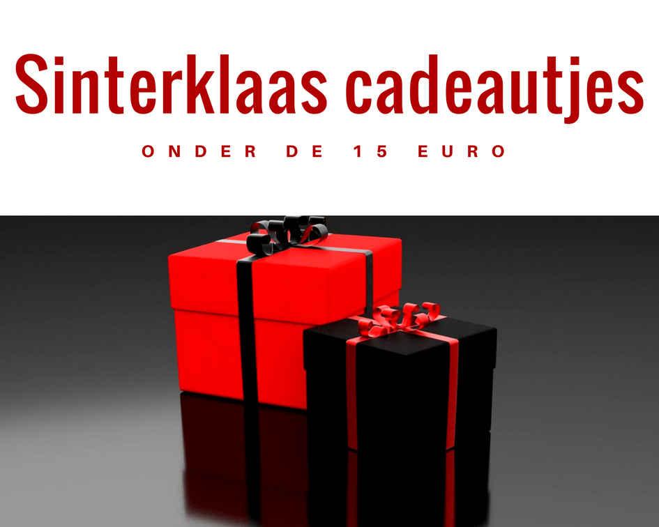 Sinterklaas Cadeautjes Tot 15 Euro Van Babys Tot 10 Jaar