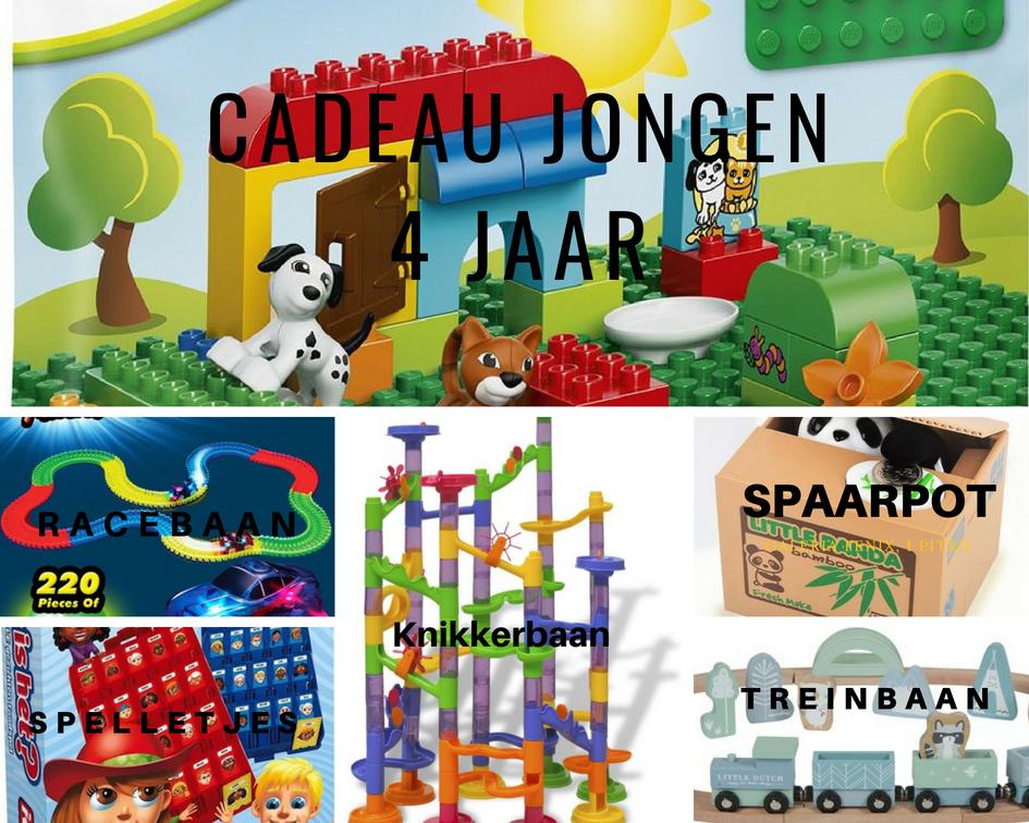 Cadeaus En Speelgoed Voor Jongen Van 4 Jaar Pappa Blogt